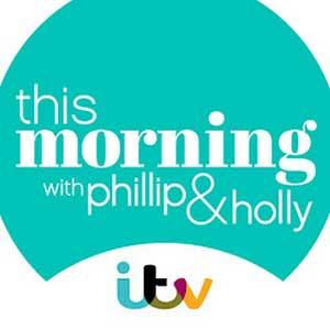 this morning with Philip and holy