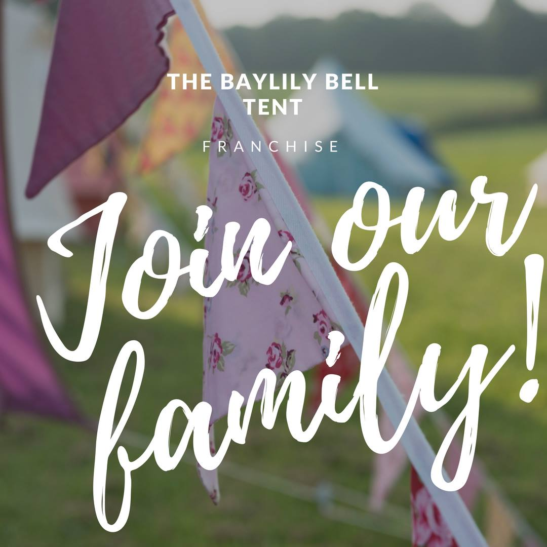 Join Our Baylily Bell tent family