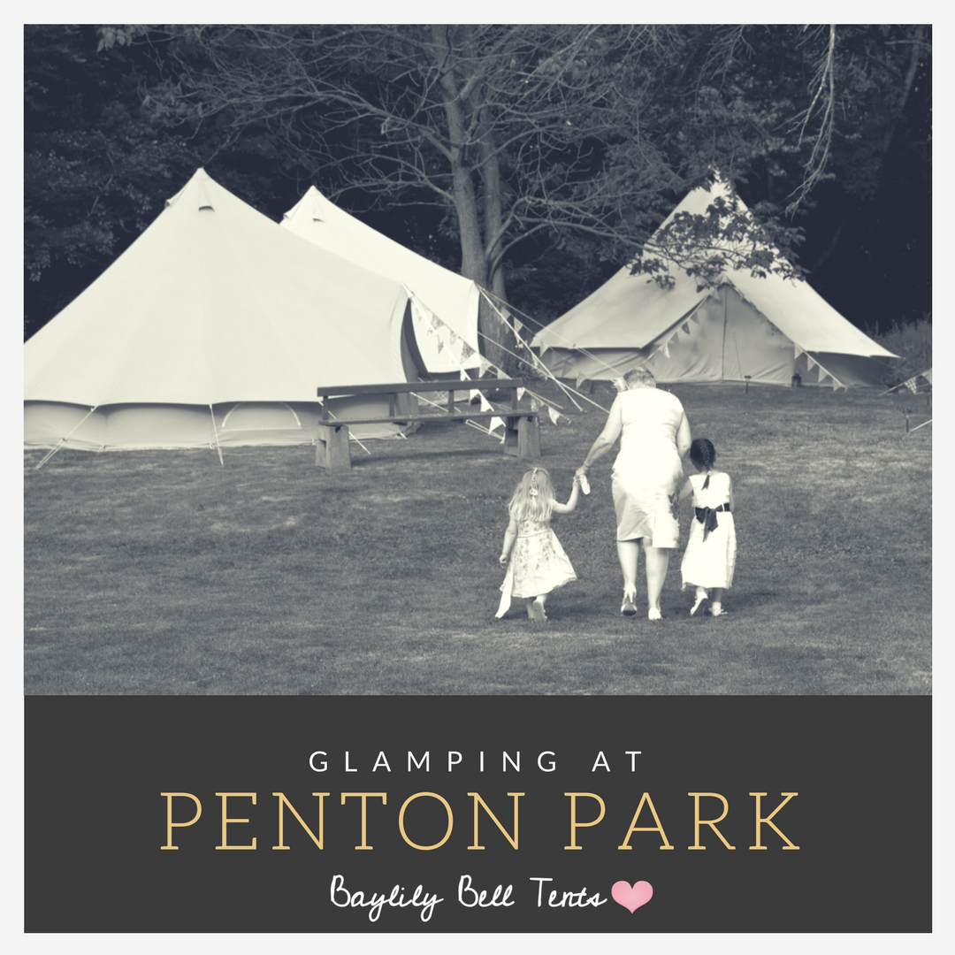 Glamping at Penton Park