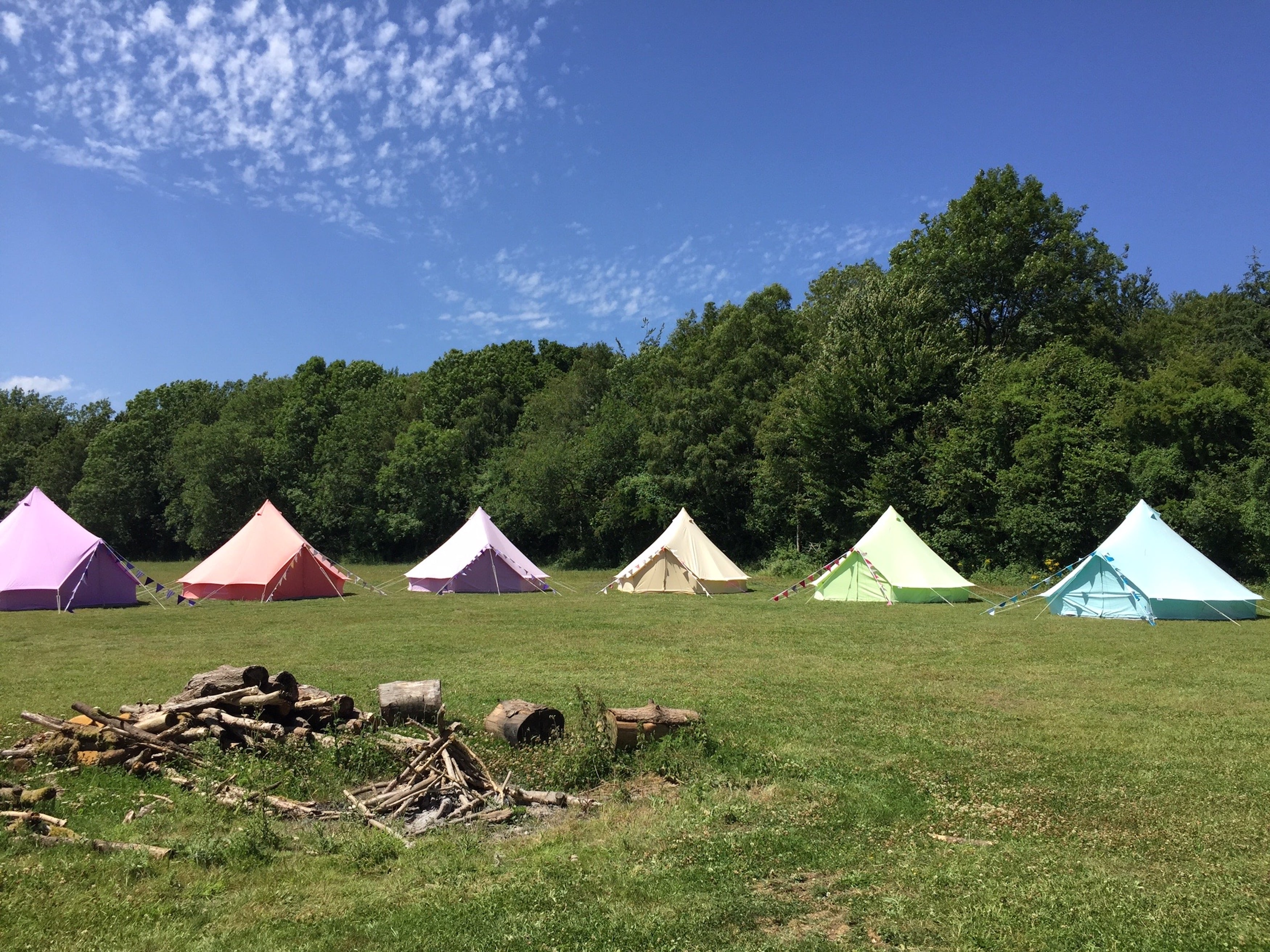 Baylily Bell Tents