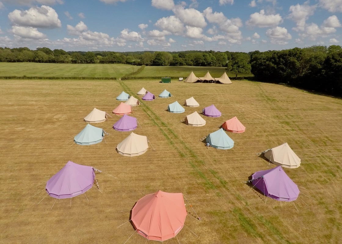 Baylily Bell Tents Guest Village Offers