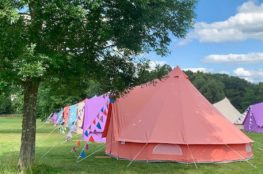 Bell Tent Guest Village | Special Offer | YMCA Fairthorne